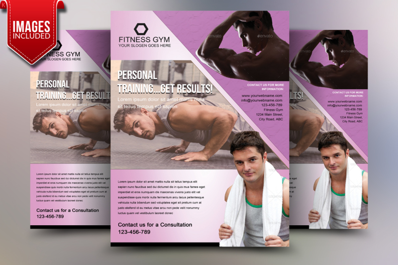 fitness-flyer-template
