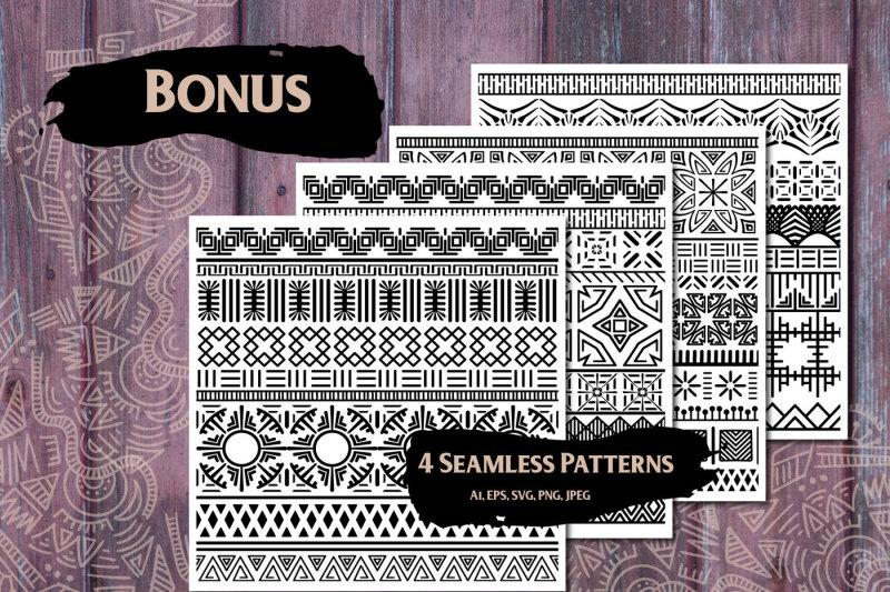 ethnic-pattern-brushes