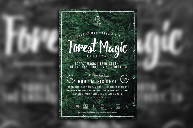 forest-magic-festival-flyer