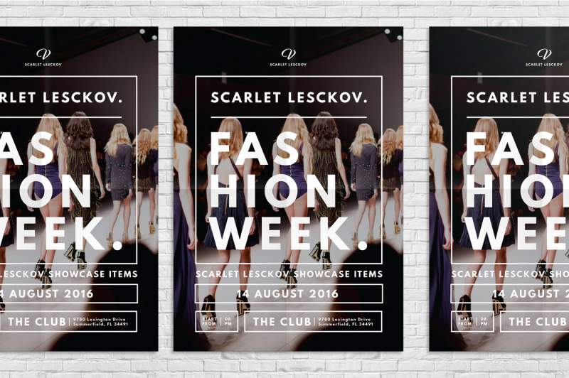 catwalk-fashion-week-flyer