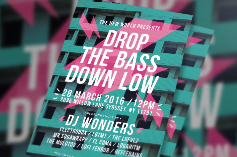 edm-party-flyer