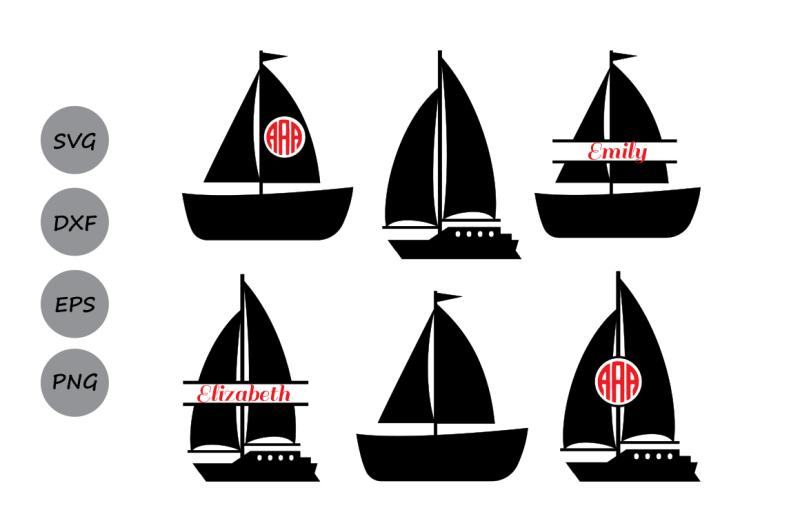 boat-svg-cut-files-sailboat-monogram-svg-sailboat-svg-boat-monogram