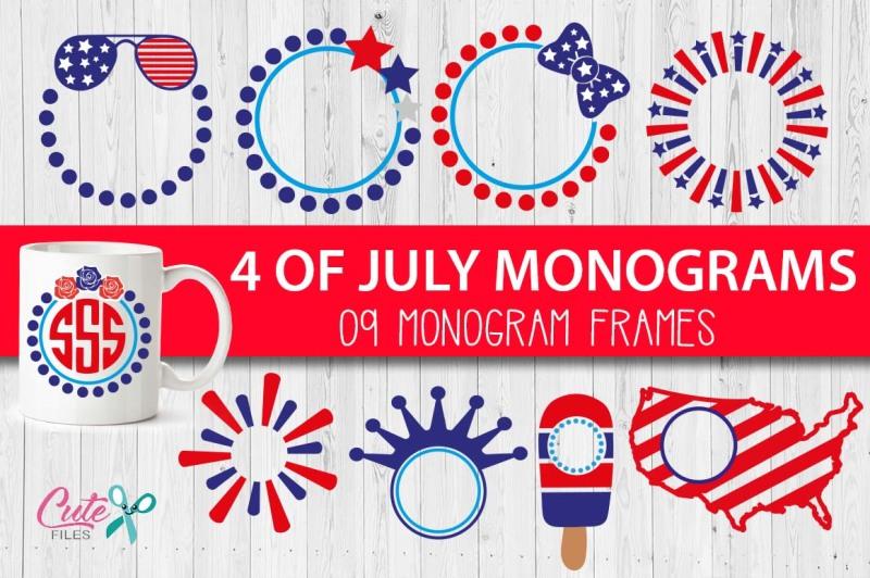 patriotic-monograms-frames-4-of-july-monogram-mini-bundle