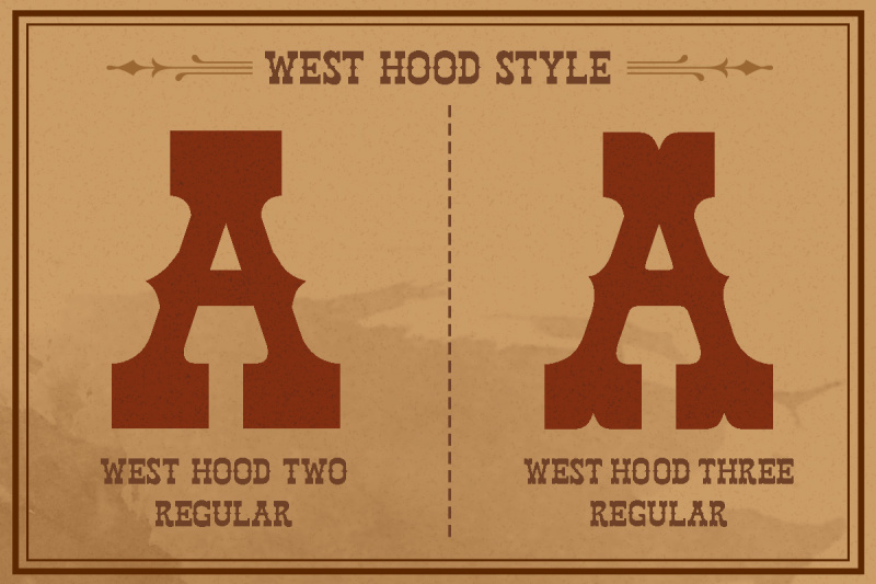 west-hood-6-fonts-extras