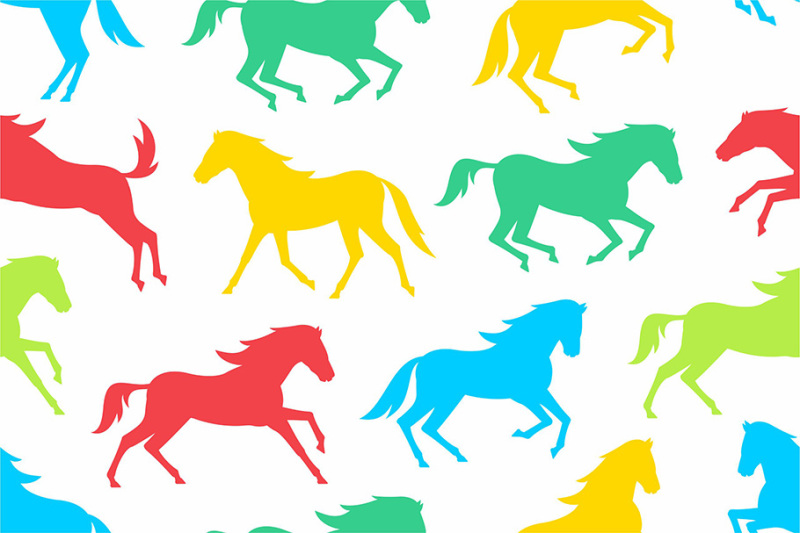 seamless-pattern-with-horses