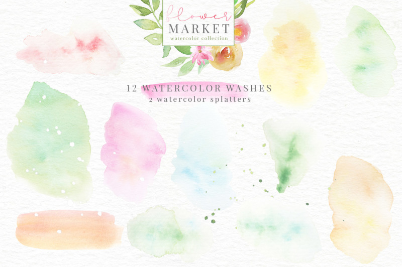 flower-market-watercolor-collection