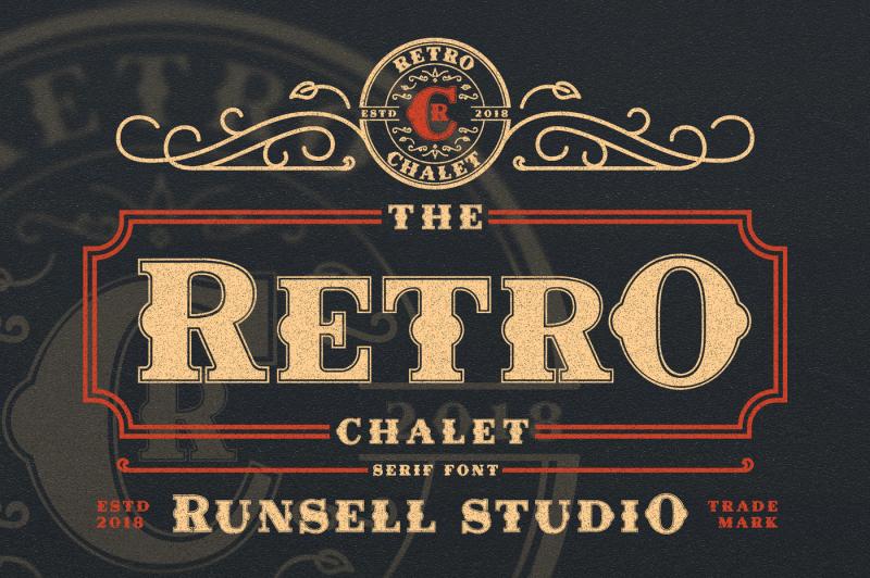 retro-chalet