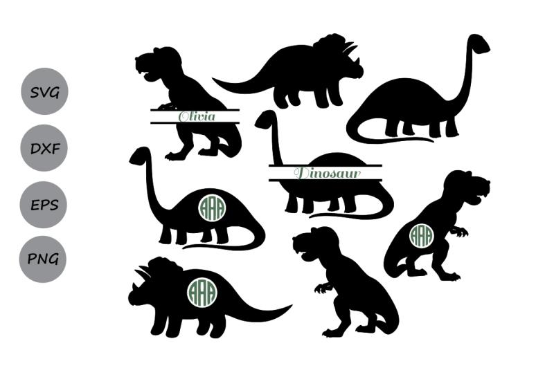 Download Dinosaur SVG, Animals SVG, Dinosaur Silhouette, Dinosaur ...