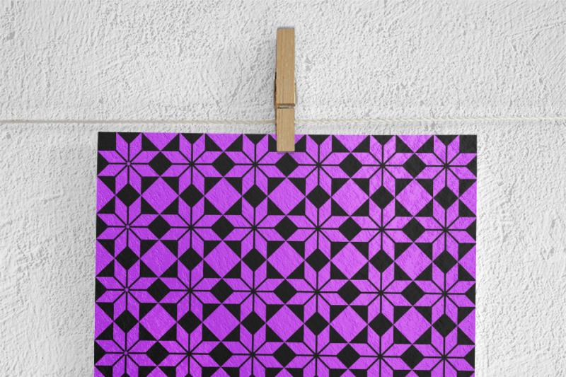 colorful-foil-patterns