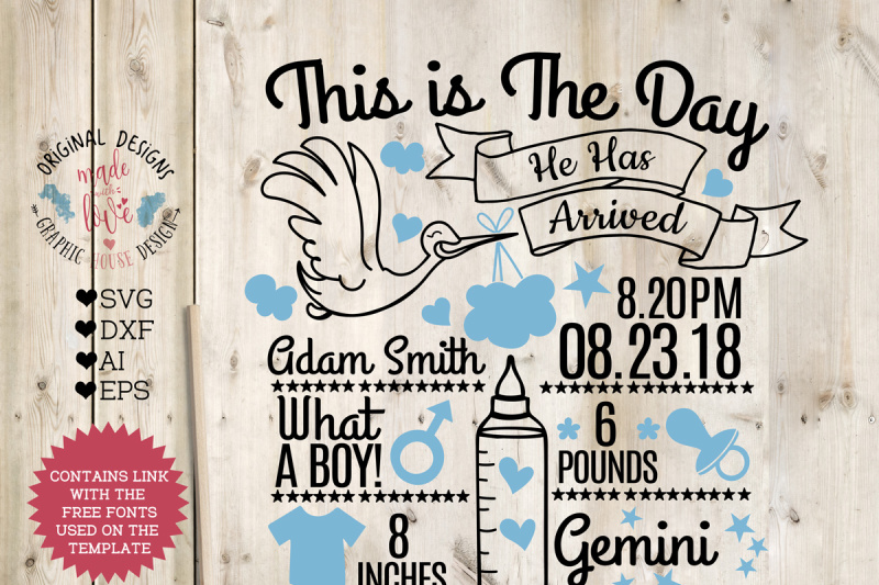 baby-boy-birth-announcement-chart-in-svg-dxf-eps-ai