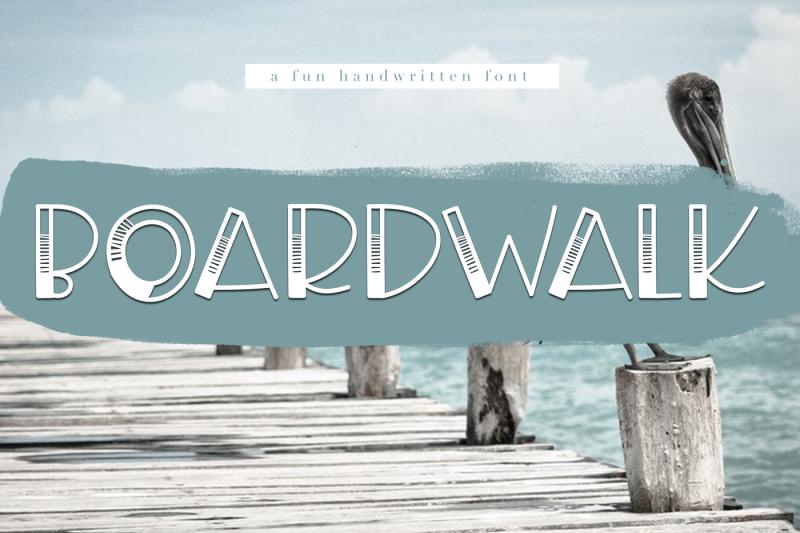 boardwalk-a-fun-handwritten-font