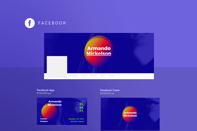 Download Facebook Mockup Psd Free Download Yellowimages