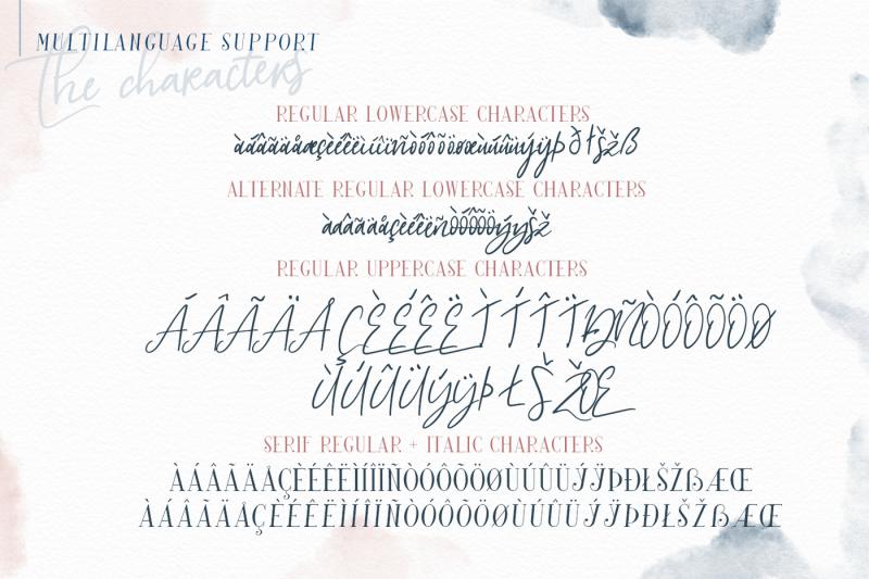 my-beloved-script-and-serif-font