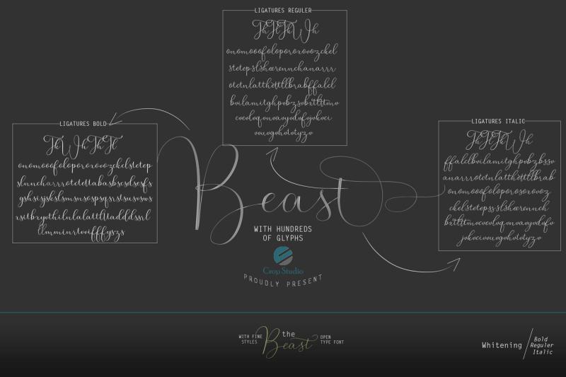 whitening-font-family