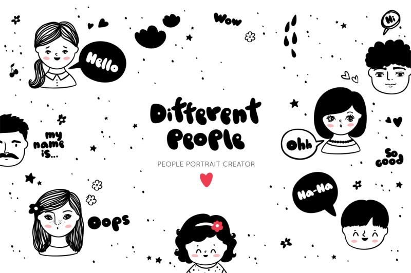 different-people-portrait-creator