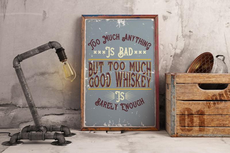 whiskey-stones-typeface
