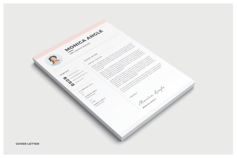 resume-cv-monica