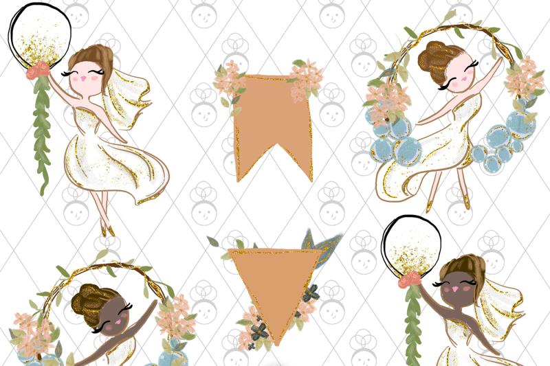 wedding-clipart-bridal-clipart