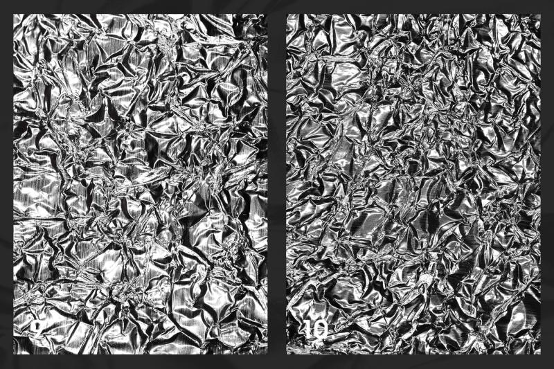black-and-white-metallic-textures