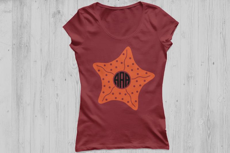 starfish-svg-starfish-monogram-svg-nautical-sea-svg-silhouette-svg