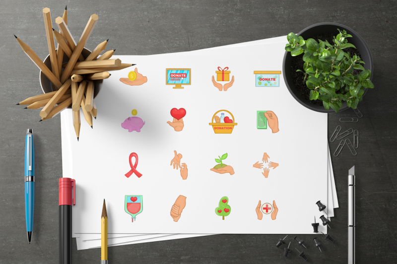 charity-organization-illustrations-and-graphics