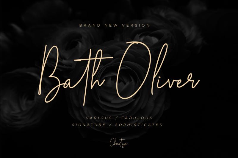 bath-oliver-script