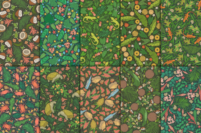 life-in-the-tropics-patterns