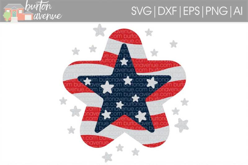 patriotic-star-svg-cut-file