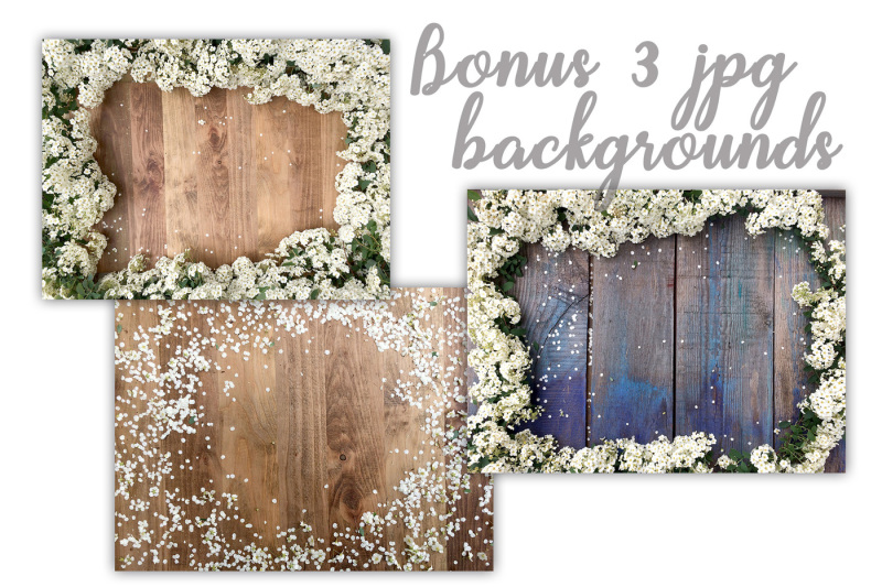 white-flowers-stock-mockup-set