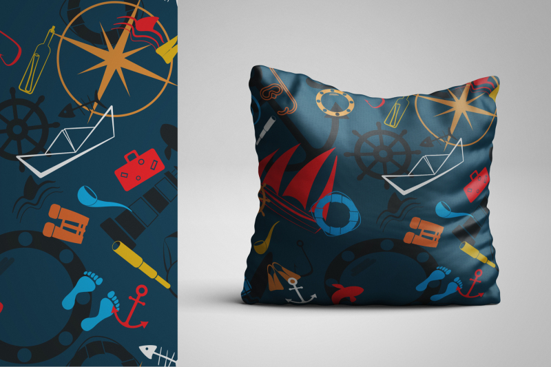 vector-nautical-patterns