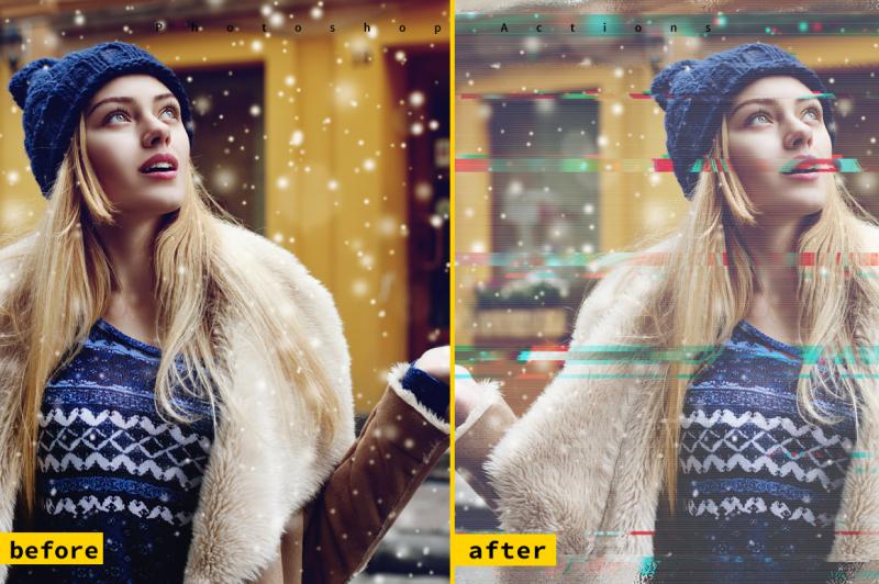 glitch-photoshop-action