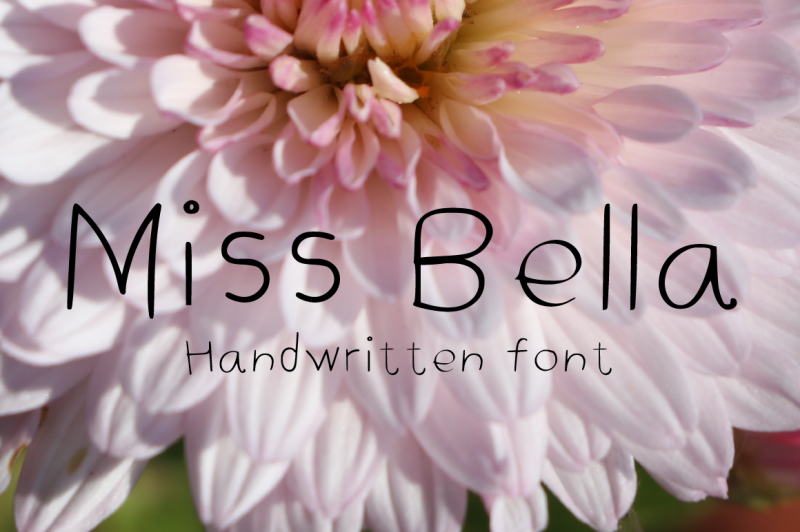 miss-bella-handwritten-font-2018