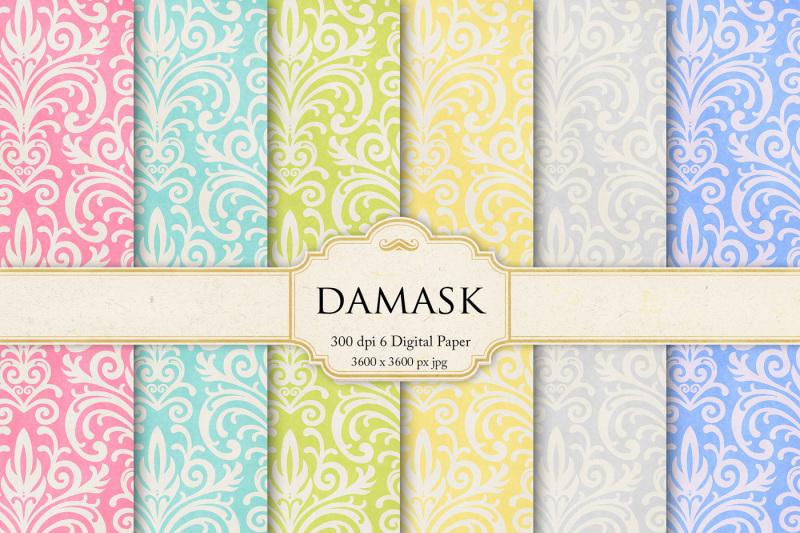 damask-digital-paper