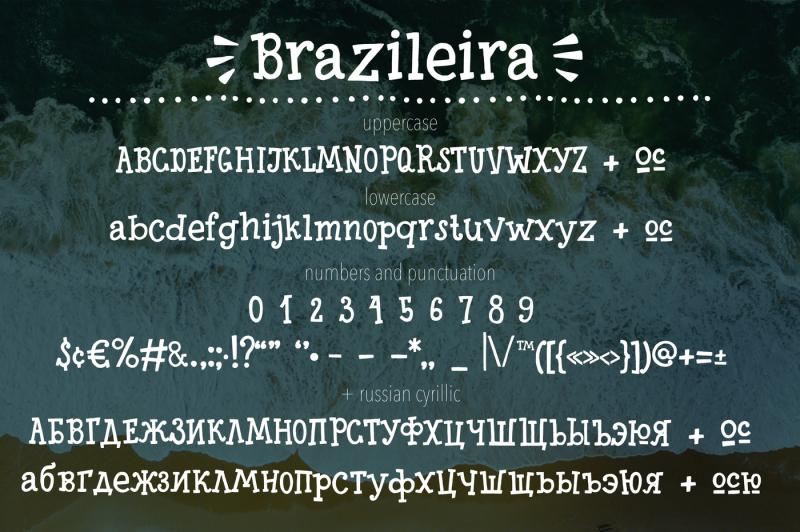 brazileira-slab-serif-font