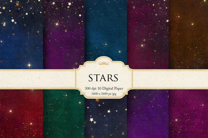 stars-digital-paper