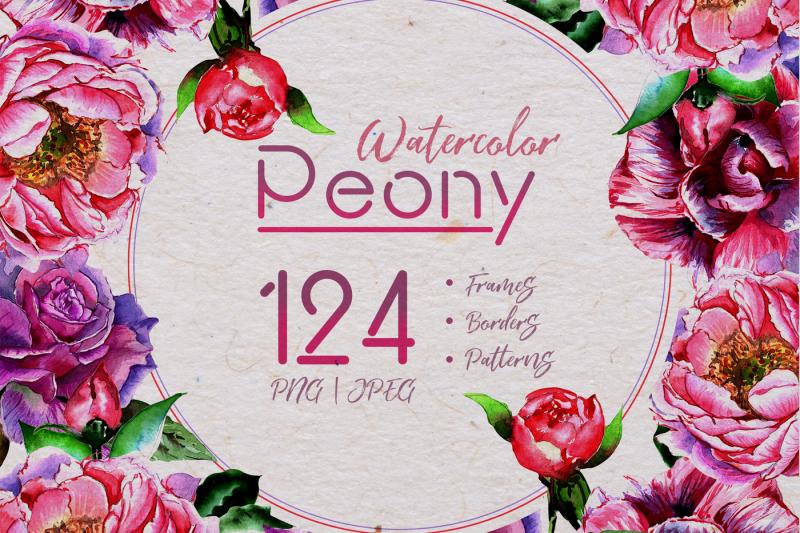 pink-charm-peonies-png-watercolor-set