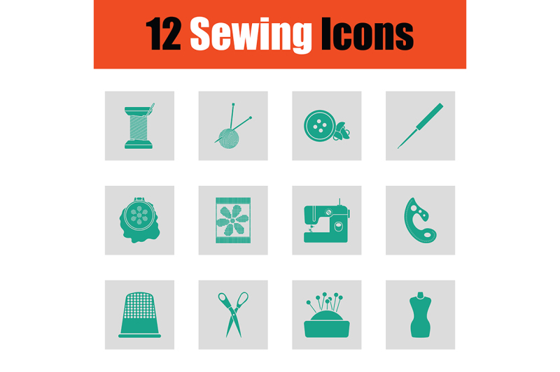 set-of-twelve-sewing-icons