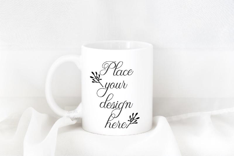 Free Coffee mug mockup white cup mock up smart wedding mockups (PSD Mockups)