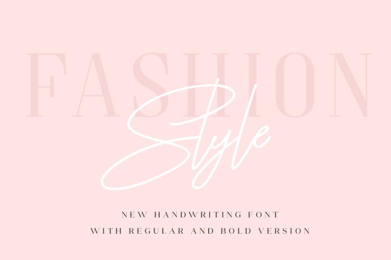 rhesmanisa-signature-font