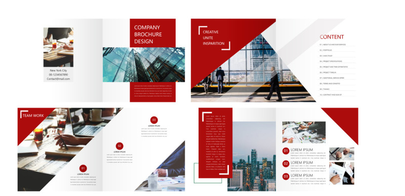 professional-company-brochure-template-collection