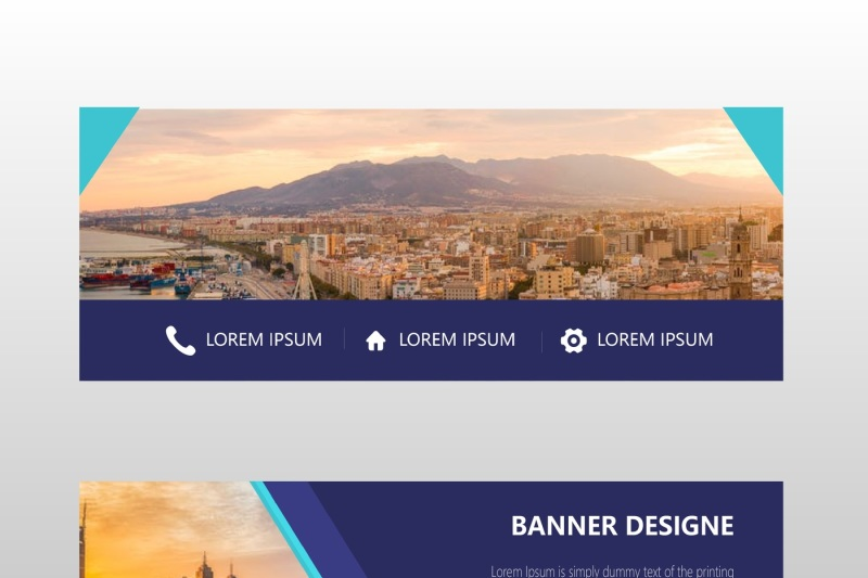 creative-web-store-banner-template