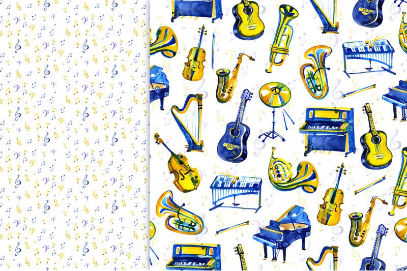 watercolor-big-summer-musical-set