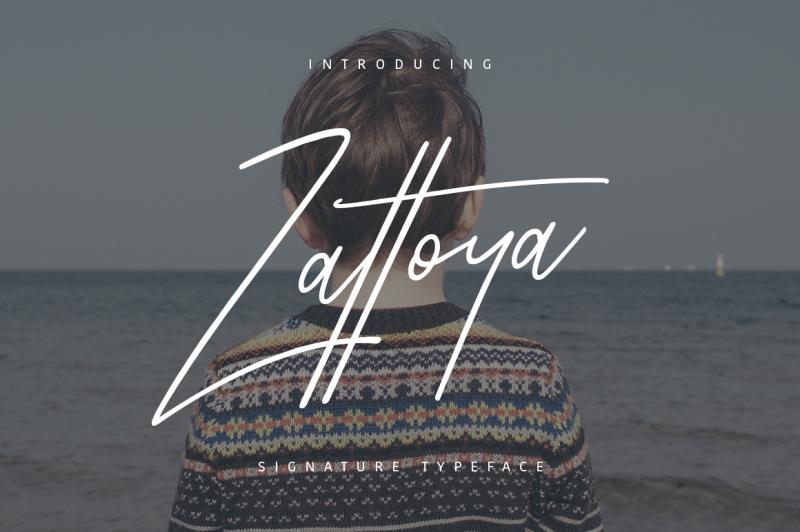 zattoya-signature