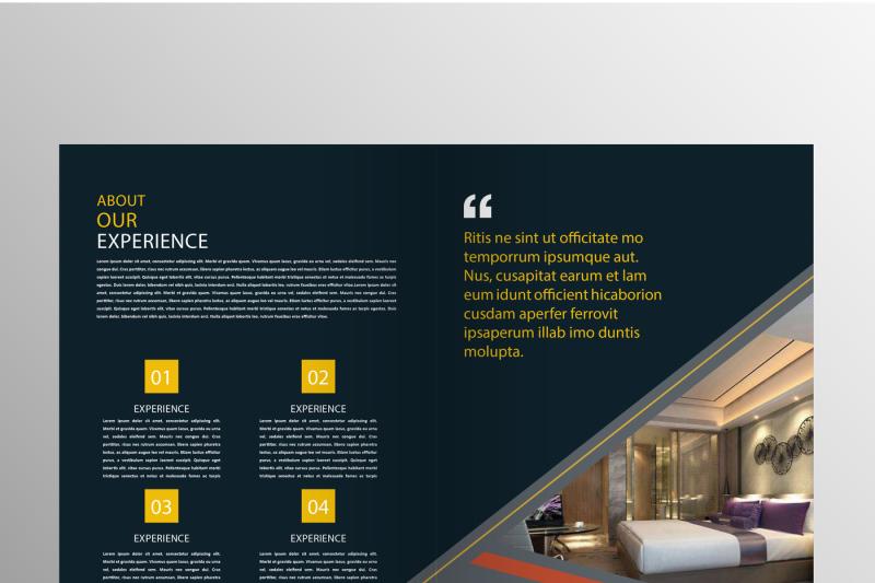 elegant-company-culture-brochure-template