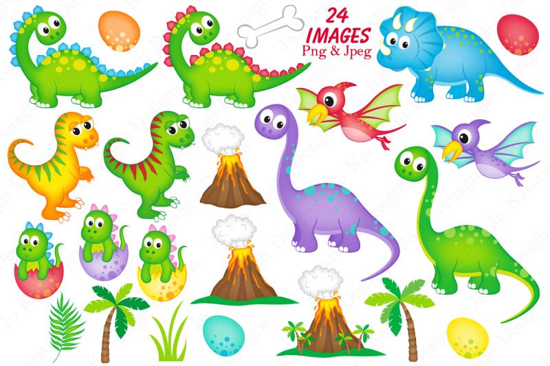 dinosaur-clipart-dinosaur-graphics-amp-illustrations-cute-dinosaurs