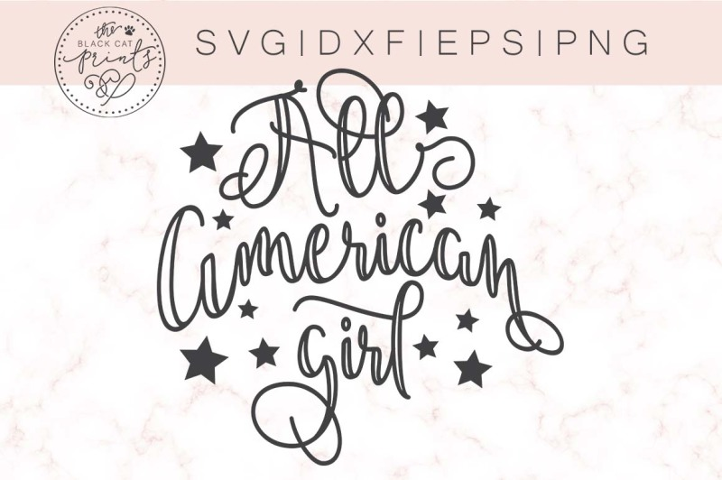 all-american-girl-svg-dxf-png-eps