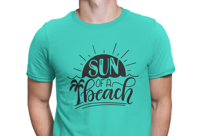 sun-of-a-beach-funny-summer-hand-drawn-lettered-cut-file