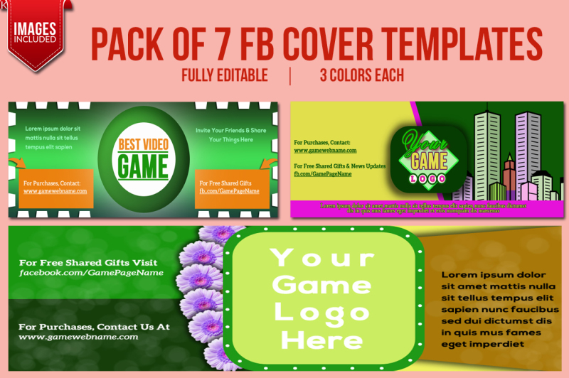 pack-of-7-fb-cover-templates