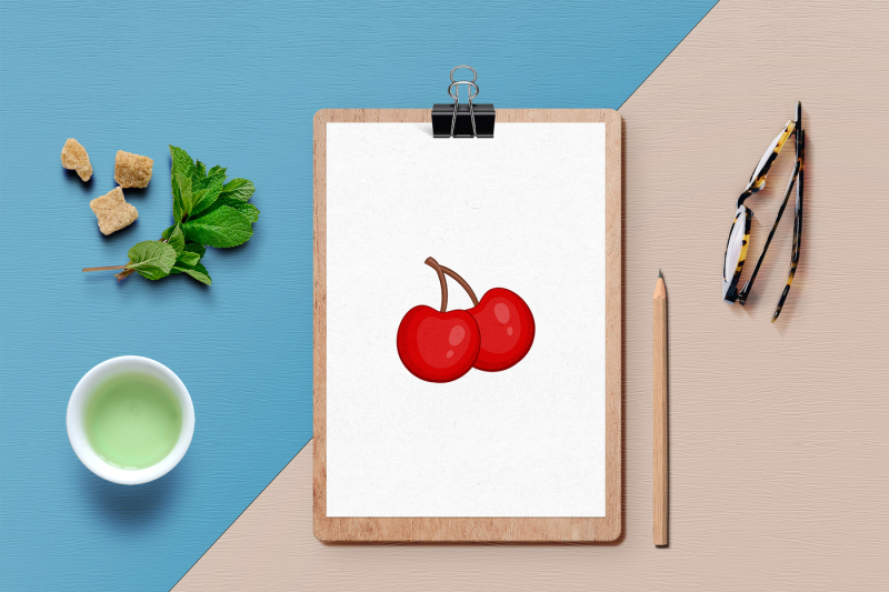 fruit-illustrations-and-graphics