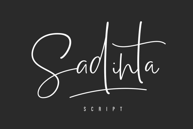 sadinta-script